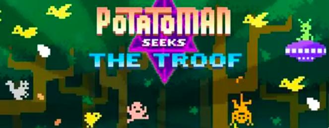 魔性小游戏第五弹:土豆人坑爹之旅